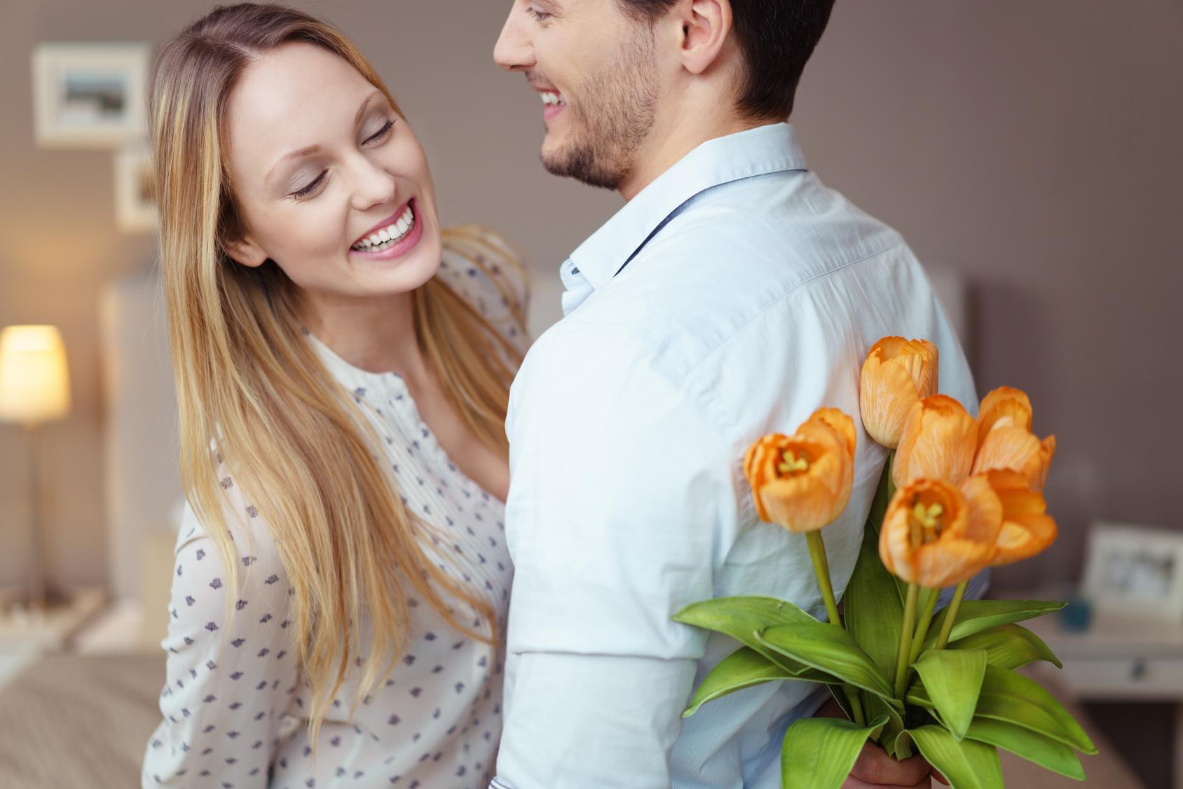 verrassing bloemen